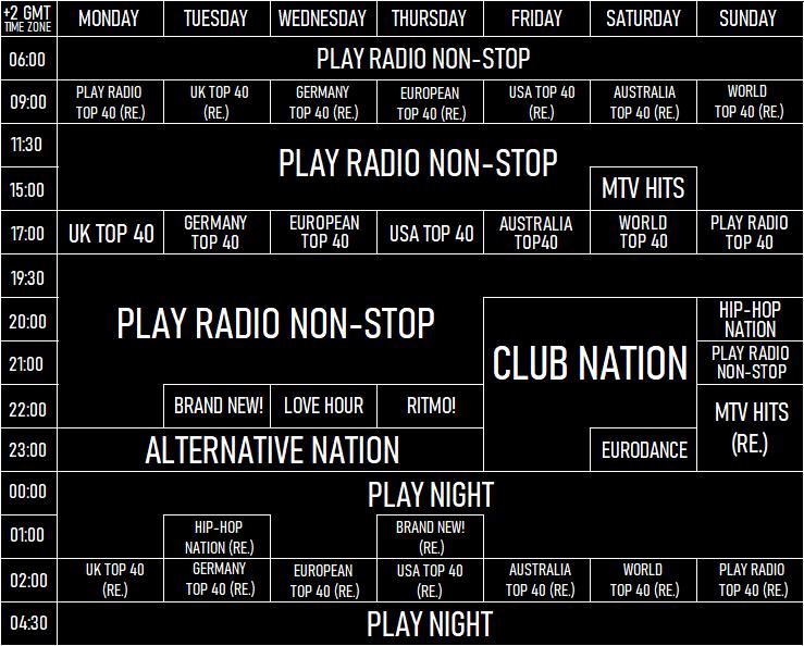 PlayRadioprogramaJUODAMEtvarkinga2021