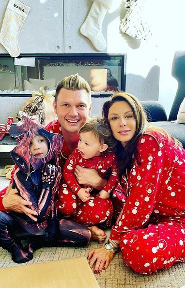 Odin, Nick, Saoirse Reign & Lauren Carter