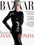 "Jane Fonda @ ""Harper's Bazaar"""