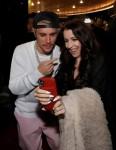 Justin Bieber & Pattie Mallette