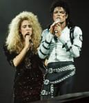 Sheryl Crow & Michael Jackson
