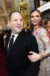 Harvey Weinstein & Georgina Chapman