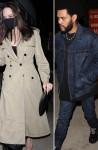 Angelina Jolie / The Weeknd