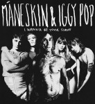 """Måneskin"" feat. Iggy Pop ""I Wanna Be Your Slave"" CD"