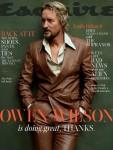 """Owen Wilson @ """"Esquire"""""""