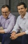 Chasten & Pete Buttigieg
