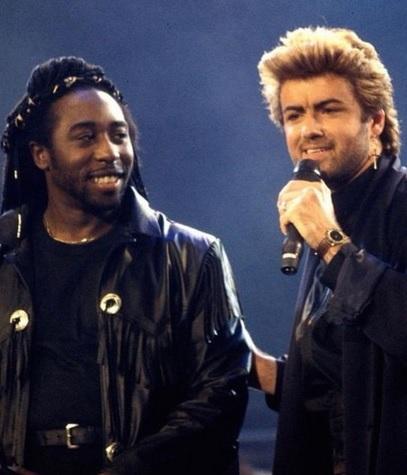 Deon Estus & George Michael