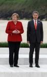 Angela Merkel & Joachim Sauer