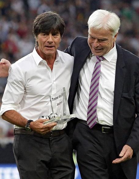 Joachim Löw (61) & Rainer Holzschuh