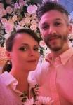 Christina Ricci & Mark Hampton